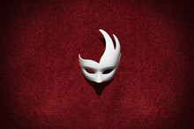 Mask On The Wall