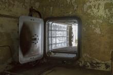 Crematorium Interior