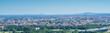 Stadtpanorama von Nürnberg