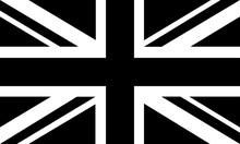 Black And White United Kingdom...