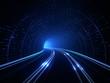 Tunnel Daten Transfer Autobahn