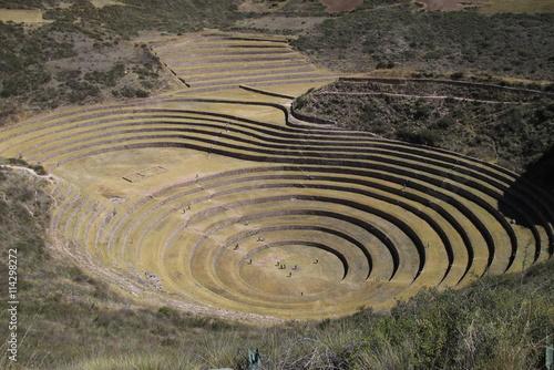 fototapeta na szkło Machu Picchu - Peru
