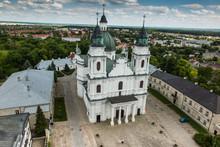 Shrine, The Basilica Of The Virgin Mary In Chelm Near Lublin, Ga