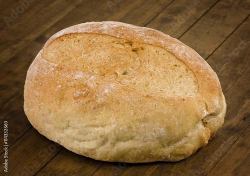 fototapeta na drzwi i meble Loaf of Sourdough Bread