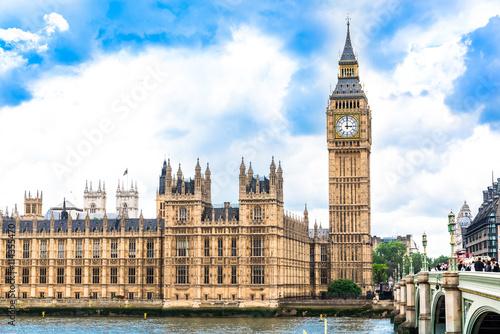 Foto op Plexiglas Londen ロンドン ビッグ・ベン