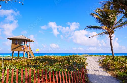 Cuadros en Lienzo Del Ray Delray beach Florida USA