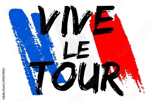 Fotografía  Vive le tour