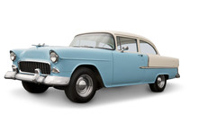 Classic 1955 American Car