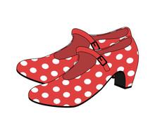 Polka Shoe