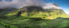 Panoramic View Of Highlands Of...