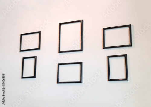 Blank picture frame wallpaper - Buy this stock photo and explore ...