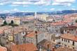 Porec town Croatia