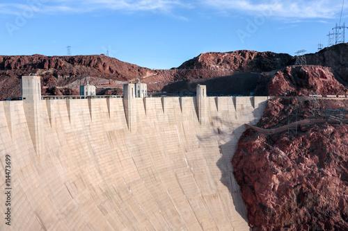 Tuinposter Dam Hoover Dam
