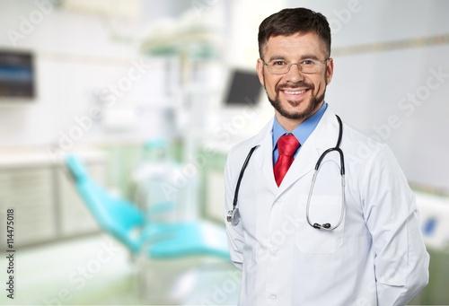 Fototapety, obrazy: Medic.