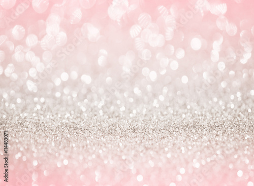 rose gold glitter bokeh texture background buy this stock