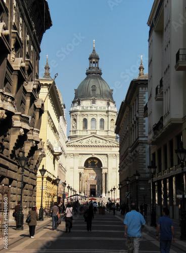 Fotografie, Obraz  St.-Stephans-Basilika (Budapest)
