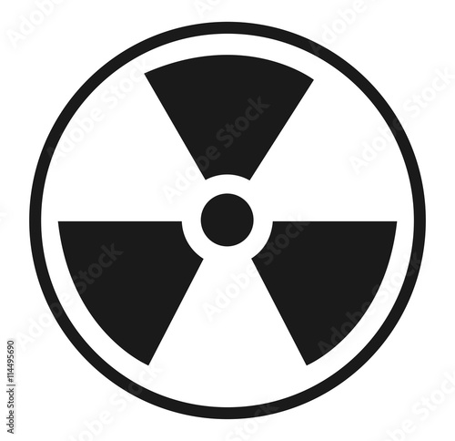Stampa su Tela Radioactive icon