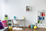 Colorful room for children