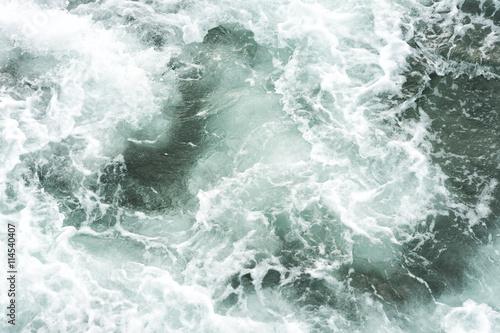 wellen Wassertextur Strömung Tablou Canvas