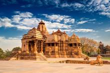 Devi Jagdambi Temple, Khajurah...