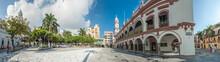 Zocalo Or Plaza De Armas, The ...