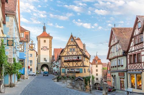 Fotografía  Rothenburg ob der Tauber