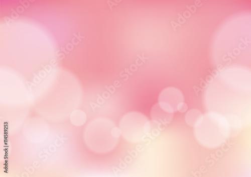 Plakat  Pink Background