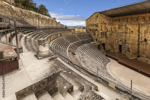 Staande foto Artistiek mon. Roman Amphitheatre at Orange