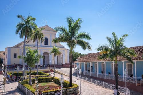Photo Plaza Mayor, Trinidad, Cuba
