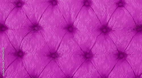 Vintage purple Sofa Button for textured background - 114615638