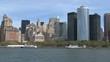 Skyline New York City in 2010