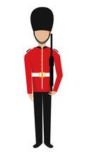 Avatar Human British Guard Fro...
