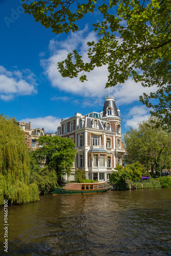Photo  Mansion in Amsterdam