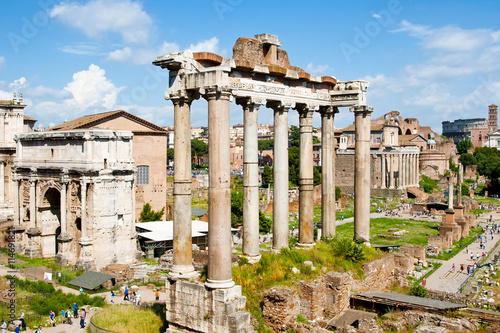 Photo  Roman Forum