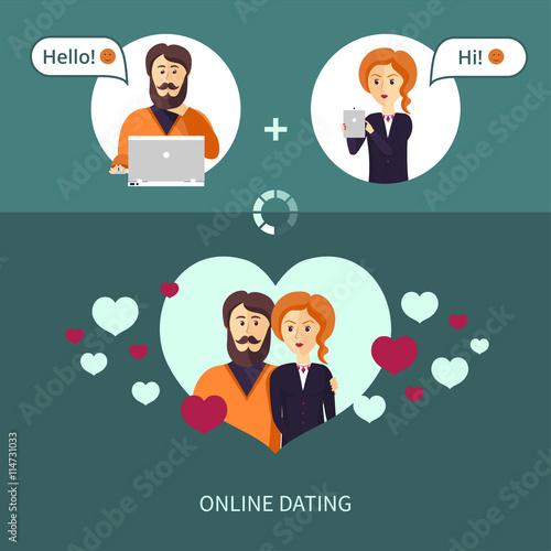 Dating frame