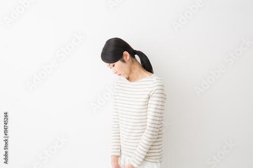 Photo ストレス 女性