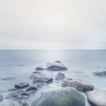 Rocks Along Coastline
