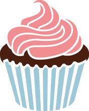 Cut Baby Cupcake