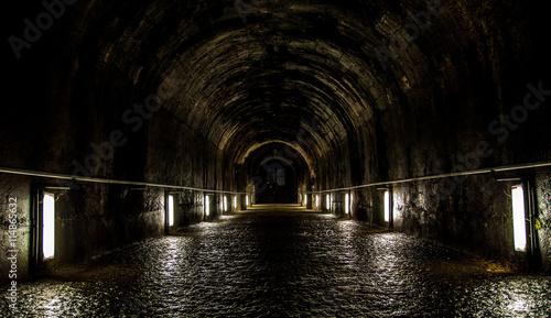 Papiers peints Tunnel Tunnel im Stift Klosterneuburg in Wien, Vienna,