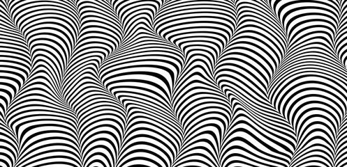Vector illustration of wave...