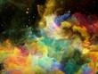 Advance of Space Nebula
