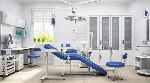 Fotografía  Modern medical room