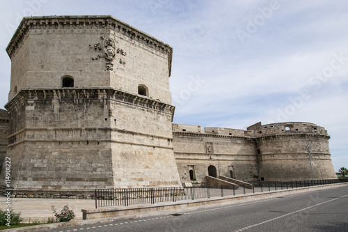 Foto op Plexiglas Vestingwerk Forte Michelangelo, Civitavecchia
