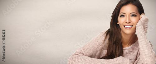 Fotografia  Beautiful asian girl.