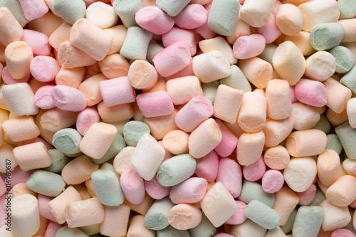 plakat Marshmallow.