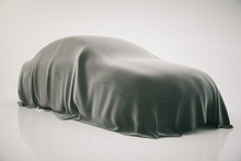 Car Covered With Vail