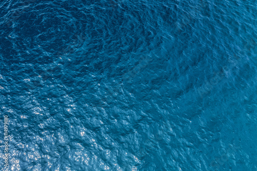 Aluminium Prints Ocean Sea surface