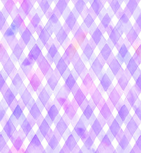Chevrons Of Purple And Pink Co...