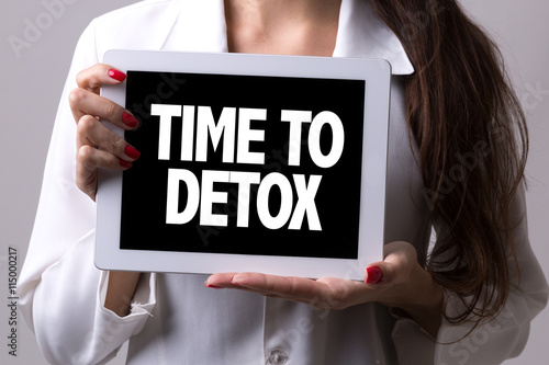 Photo Time to Detox