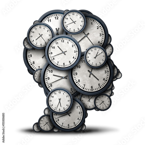 Obraz Thinking Time Concept - fototapety do salonu